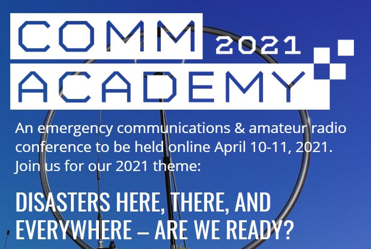 Comm Academy 2021